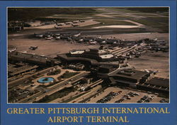 Greater Pittsburgh International Airport Terminal