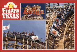 Fiesta Texas, The Rattler