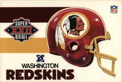 Super Bowl XXII Washington Redskins