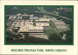 Research Triangle Park Postcard
