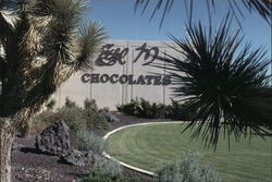 Ethel M Chocolates Factory