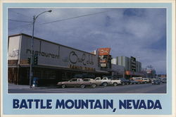 Battle Mountain, Nevada