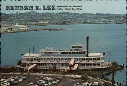 Reuben E. Lee Riverboat Restaurant