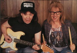 Saturday Night Live, Wayne's World