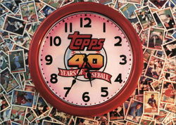 Topps - 40 Years of Baseball