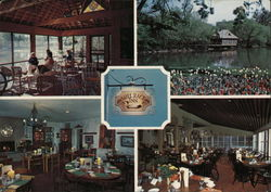 Mill Race Inn Postcard