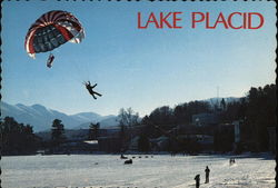 Famous Lake Placid, N.Y.