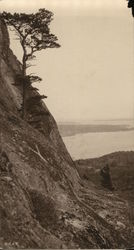 Cliffs, Robinson Mt. Postcard