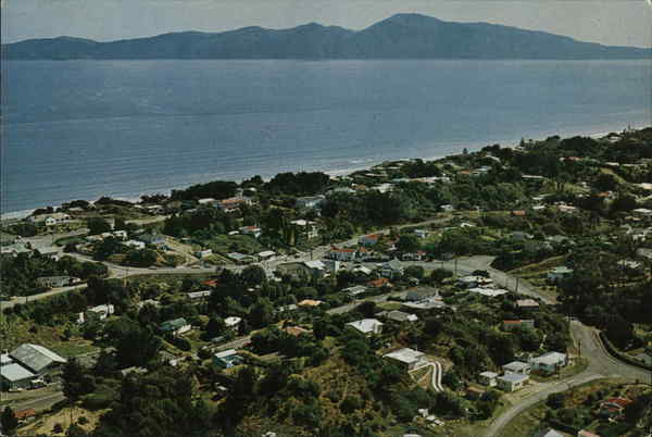 Raumati South Wellington New Zealand Gladys M. Goodall