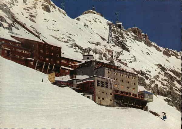 Hotel Schneelernerhaus - Zugspitze