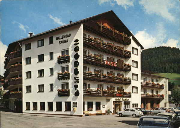 Hotel-Gasthof Rose Baiersbronn Germany