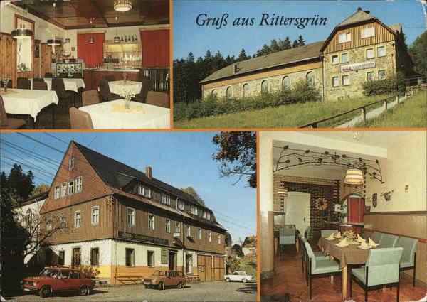 Greetings from Rittersgrün