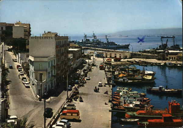 Docks and Capitaneria Street