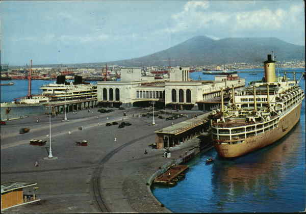 Ferry Terminal and Station