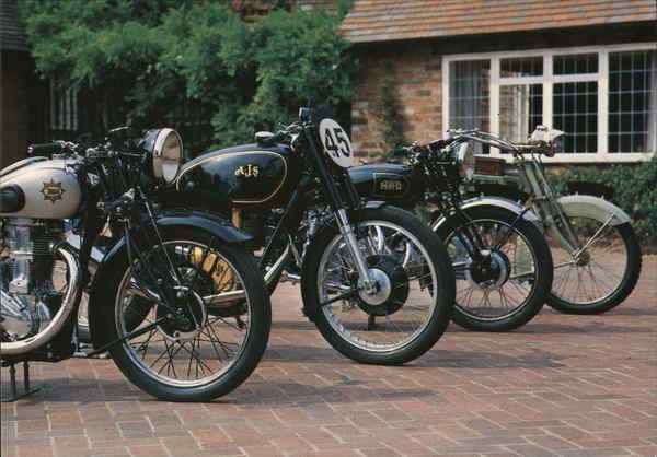 National Motorcycle Museum Bickenhill England Motorcycles