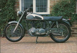 1953 Norton International 350cc
