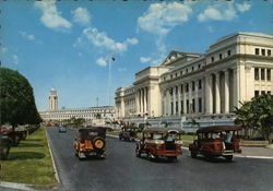 The Legislative Building Postcard