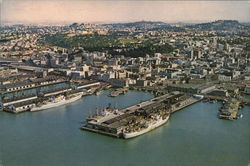 Harbor and City of Auckland