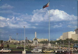 Main View of the Luneta Park