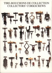 Collectors Corkscrews