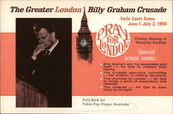 Billy Graham Crusade, London 1966