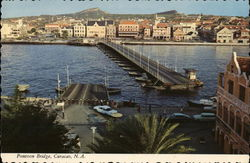 Pontoon Bridge, Curacao, N.A