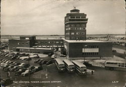 The Control Tower, London Airport