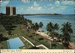 Tumon Beach and Bay