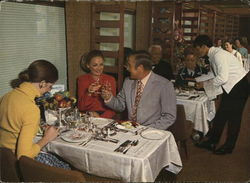 South Africa Railways Blue Train - Dining Car