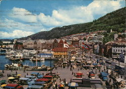 The Market and Bryggen