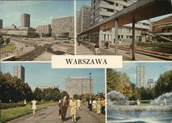 Greetings from Warsaw