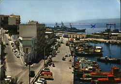 Docks and Capitaneria Street