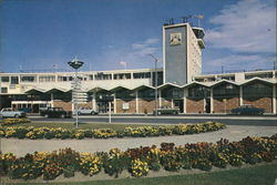 Christchurch International Airport, Terminal Building