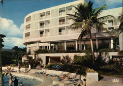 Hotel- Martinique