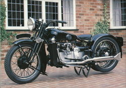 1932 Brough Superior 800cc Austin 7 Engine