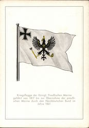 War Ensign of Prussia