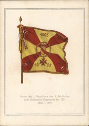 Banner of the Badisches Battalion