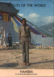 1991 Scouts of the World: Namibia
