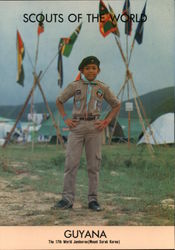 1991 Scouts of the World: Guyana