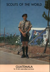 1991 Scouts of the World: Guatemala