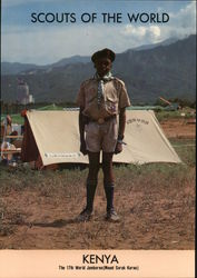 1991 Scouts of the World: Kenya