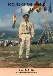 1991 Scouts of the World: Grenada