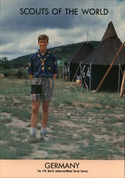 1991 Scouts of the World: Germany