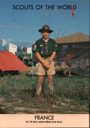 1991 Scouts of the World: France