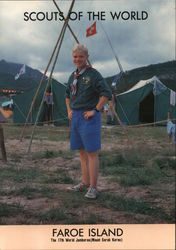 1991 Scouts of the World: Faroe Island