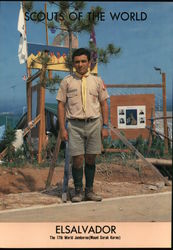 1991 Scouts of the World: El Salvador