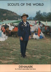 1991 Scouts of the World: Denmark