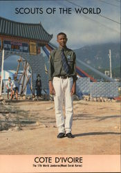 1991 Scouts of the World: Cote D'Ivoire