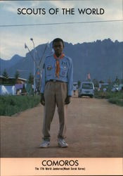 1991 Scouts of the World: Comoros
