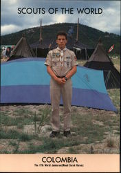 1991 Scouts of the World: Colombia